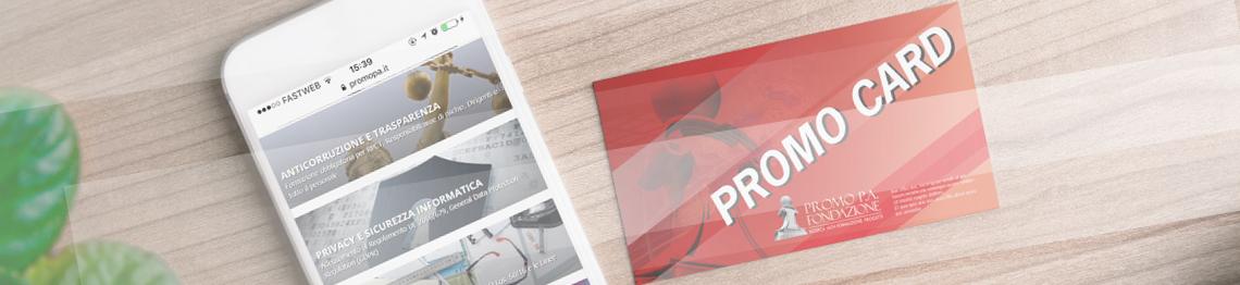 Nuova Promo Card: abbonati a PROMO PA!
