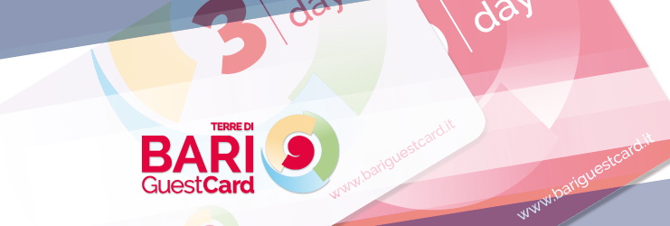 City of Bari – Bari guest card